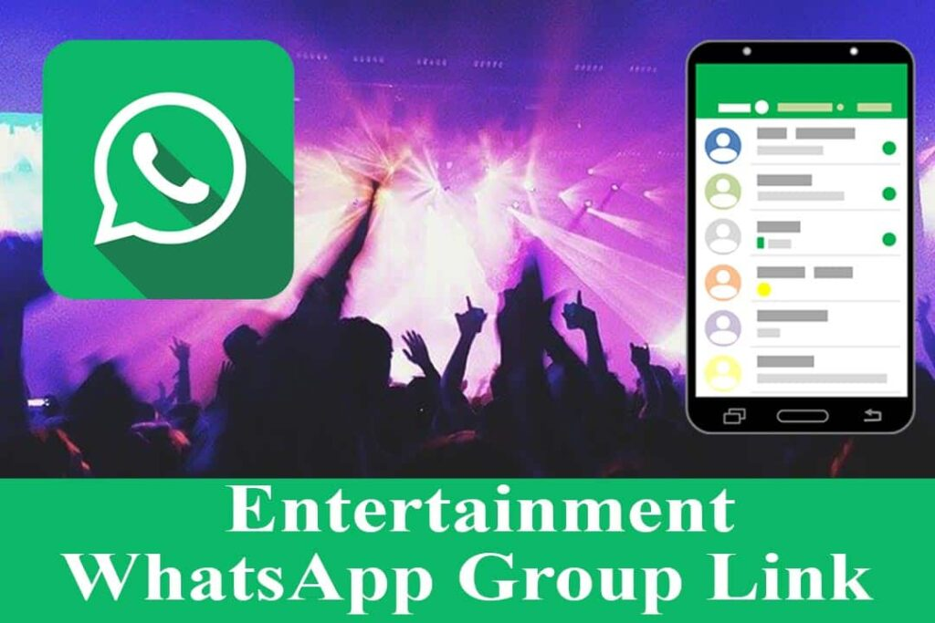 Entertainment WhatsApp Group Link