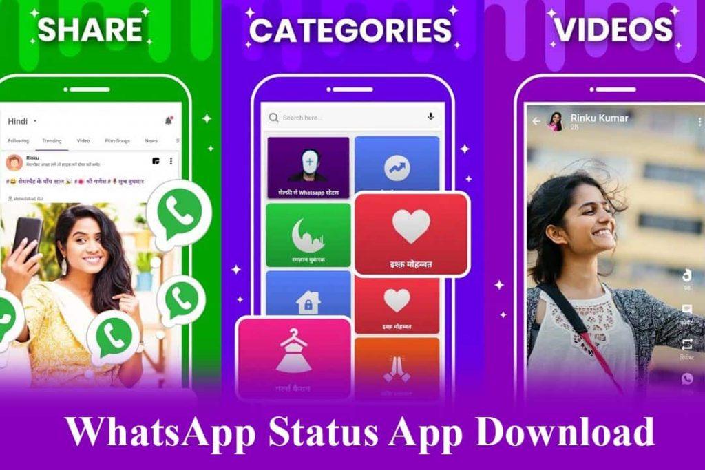 WhatsApp Status Download Apps