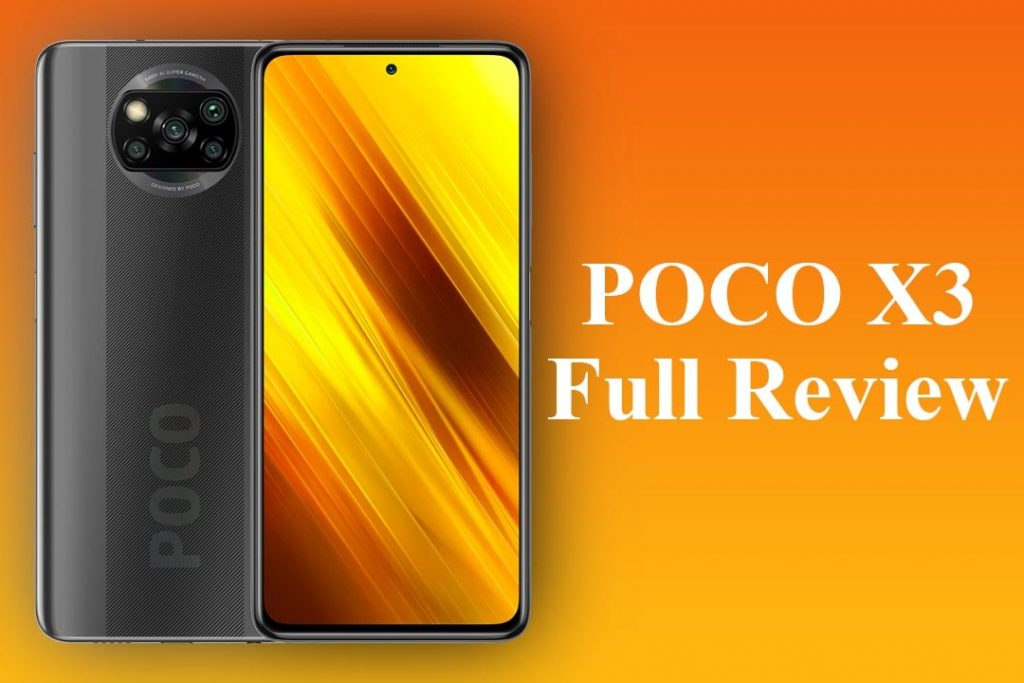 Poco X3 is Confirmed to Launch