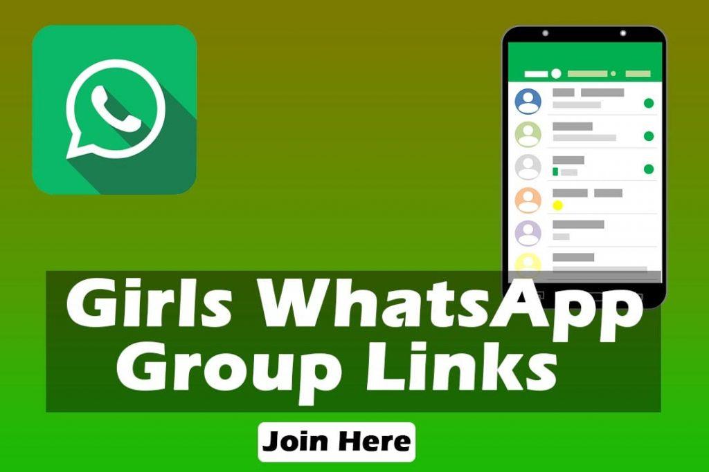 Cute Girls WhatsApp Group Link