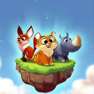 The three pets in coin master